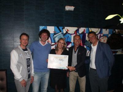 Jeugd Sportfonds ontvangt €12.000,- van RT21 Breda