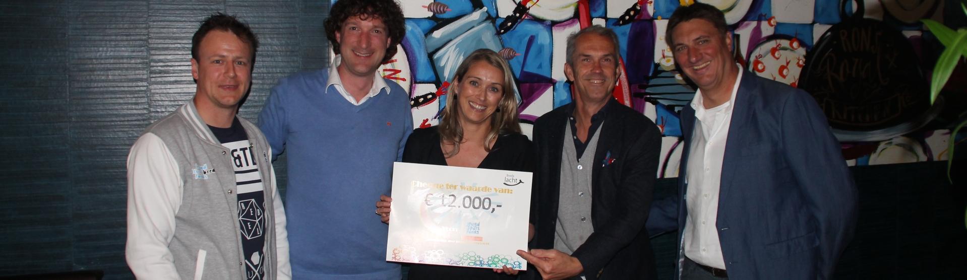 Jeugd Sportfonds Breda ontvangt €12.000,- van Ronde Tafel 21