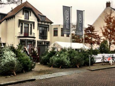RT21 kerstbomen verkoop, mede dankzij u, een groot succes!
