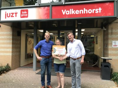 Safegroup ontvangt € 5.000 dankzij Breda Lacht