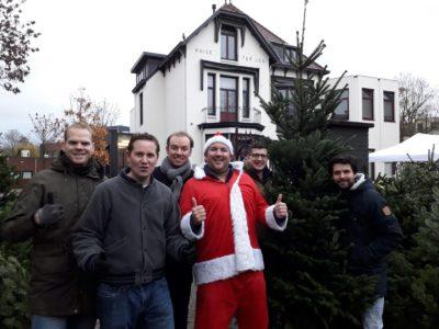 Kerstbomen verkoop – vanaf 08:30 – 7 december 2019 – Ginnekenweg 145
