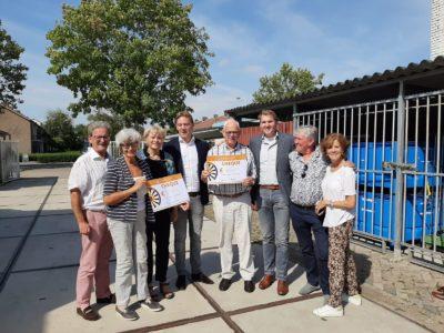 Voedselbank Breda en Stichting Leergeld ontvangen ieder €9.000,-