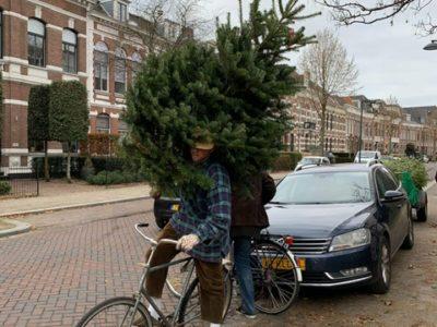 Kerstbomenverkoop resulteert in €4.900,- voor het goede doel Het Kasteel